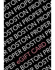 Boston Proper Gift Card Photo