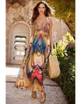 Pretty Wings Maxi Dress Photo