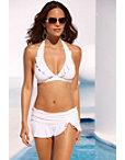 Side-tie Skirted Hipster Bikini Bottom Photo