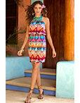 Southwest Embellished Dress Photo