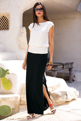 Travel Maxi Skirt I
