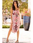 Smocked Convertible Dress Photo