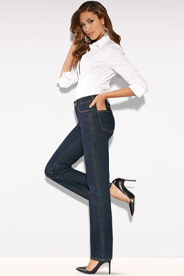 Not Your Daughter's Jeans Straight-Leg Jean