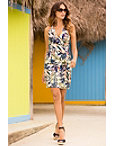 Tropic Topiary Dress Photo