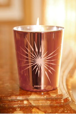 Rose Gold candle