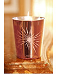 Rose Gold Candle Photo
