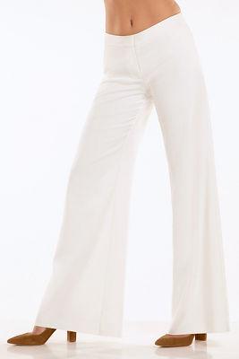 Wide-leg trouser