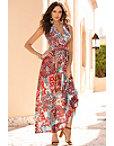 Boho Fete Maxi Dress Photo