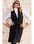 Drapey Long Vest Photo