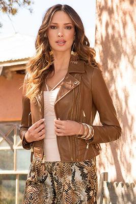 Proper™ Leather Jacket I