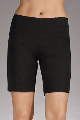 Slim & Shape side-zip 9'' short