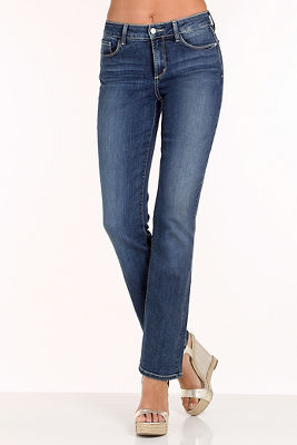 Not Your Daughter's Jeans Straight-Leg Jean III