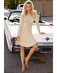 Long Sleeve Sweater Dress Photo