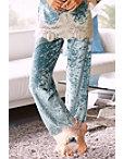 Velvet Lace Pant Photo