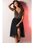 Embellished Tulle Dress Photo