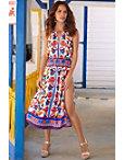 Antigua Midi Dress Cover-up Photo