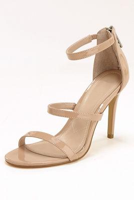 Triple strap sandal