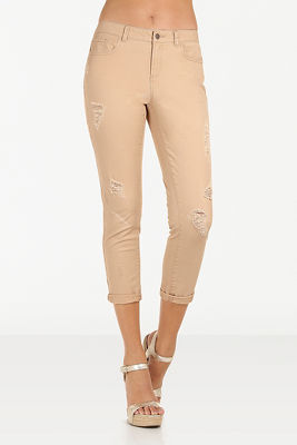 Chino ankle pant