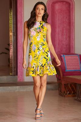 Wildflower shell dress