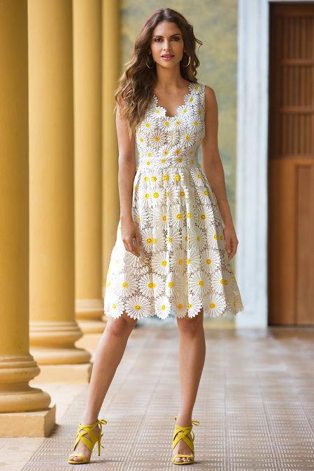 Daisy Lace Dress Boston Proper