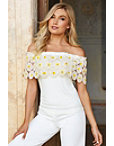 Daisy Off-the-shoulder Top Photo