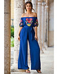 Embroidered Jumpsuit Photo