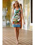Italia Cityscape Dress Photo
