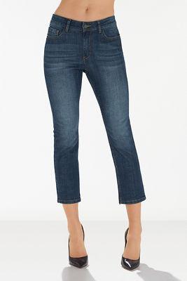 The Flirty Crop Jean