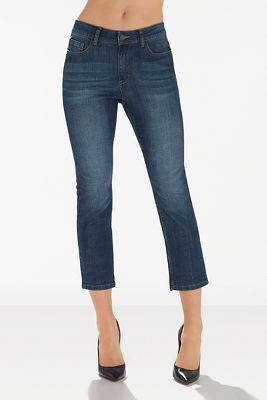 The Flirty Crop Jean