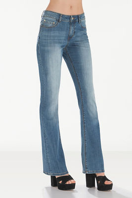 The sexy boot-cut jean