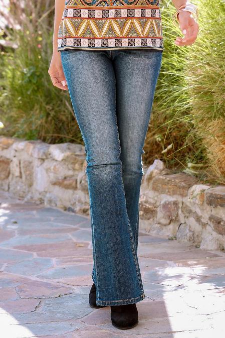 The Sexy Boot-cut Jean - Sexy, Boot-cut, Jean, Denim, Bottoms ...