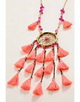 Tassel Dreamcatcher Necklace Photo