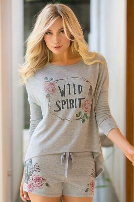 Wild spirit top