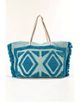 Fringe Loop Beach Bag Photo