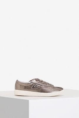 Metallic Tretorn sneaker