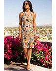 Floral Vine Dress Photo