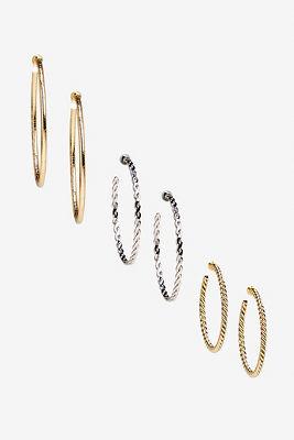 Set of hoops