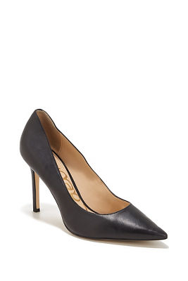 Simple leather pump 2656380090