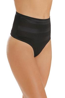 Mid waist thong shaper