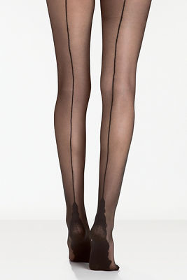 Flirty tights
