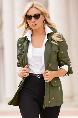 army star jacket