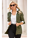 Army Star Jacket Photo