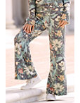 Antique Floral Sweatpant Photo