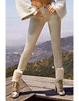 Metallic Coated Skinny Jean Photo