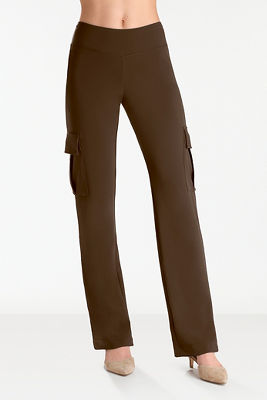 Travel cargo pocket pant