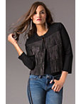 Jeweled Fringe Jacket Photo