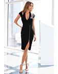 Cutout Zipper Sheath Dress Photo
