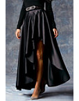 Hi-lo Ball Gown Maxi Skirt Photo