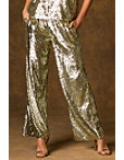 Sequin Palazzo Pant Photo