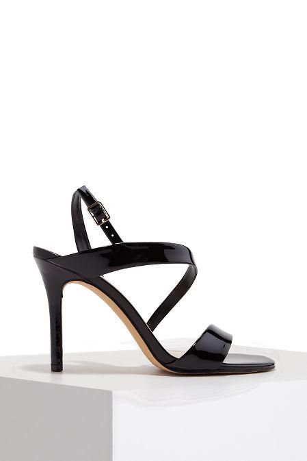 Strappy heel image